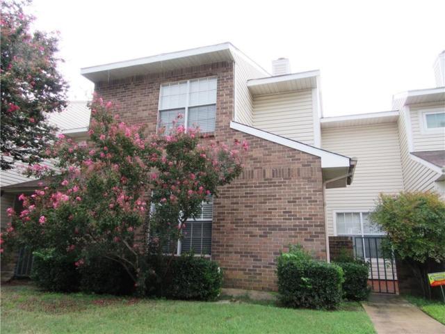 823 Creekside Drive, Lewisville, TX 75067 (MLS #13953827) :: The Rhodes Team
