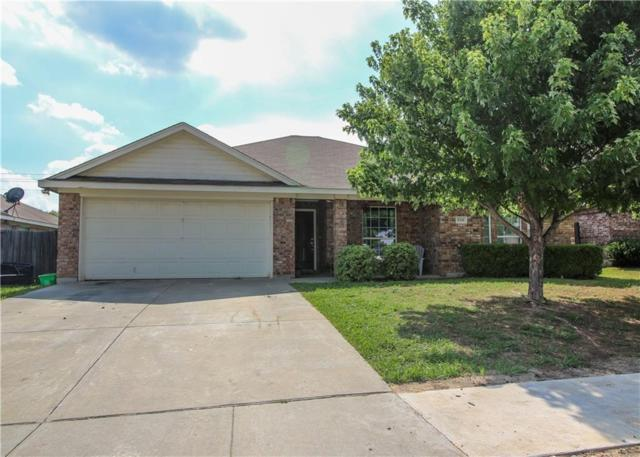 528 Thistle Meade Circle, Burleson, TX 76028 (MLS #13953840) :: The Hornburg Real Estate Group