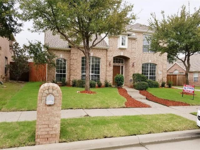 11202 Raveneaux Drive, Frisco, TX 75034 (MLS #13953856) :: The Rhodes Team