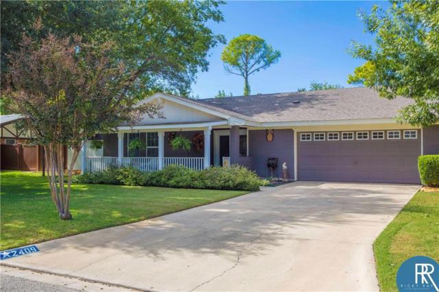 2409 Bonita Street, Brownwood, TX 76801 (MLS #13953903) :: The Rhodes Team