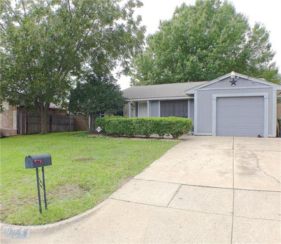 2604 Kristinwood Drive, Arlington, TX 76014 (MLS #13953907) :: The Rhodes Team