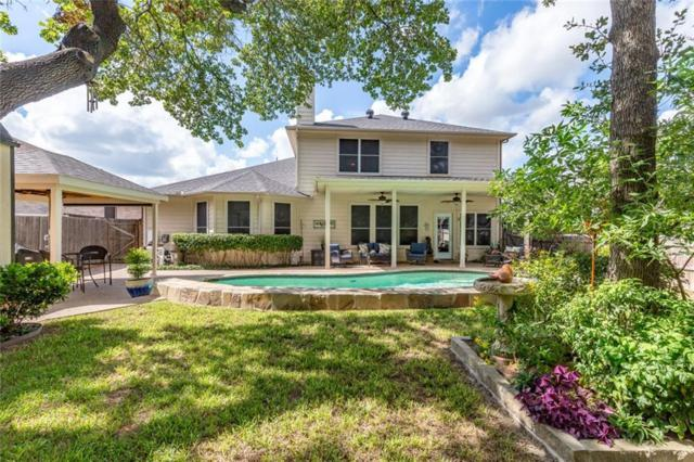 1021 Hidden Lake Drive, Burleson, TX 76028 (MLS #13953915) :: The Hornburg Real Estate Group