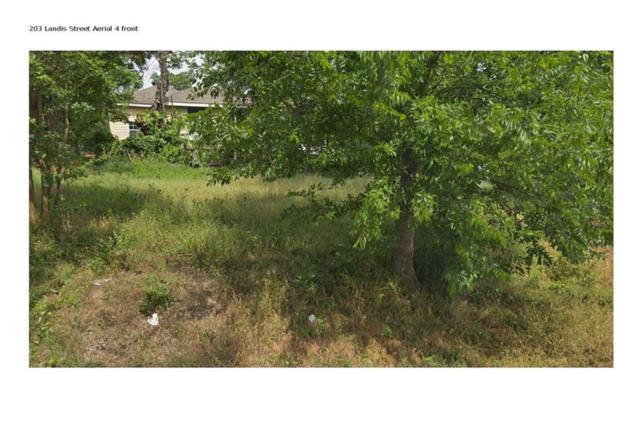 203 Landis Street, Dallas, TX 75203 (MLS #13953920) :: Kimberly Davis & Associates