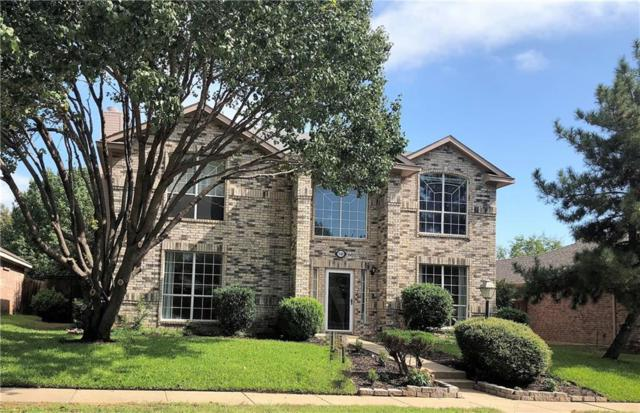 7680 Tournament Road, Frisco, TX 75035 (MLS #13953926) :: RE/MAX Performance Group