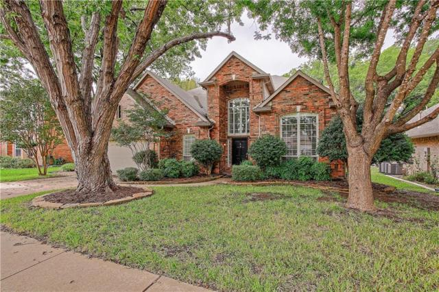 5705 Lafayette Drive, Frisco, TX 75035 (MLS #13953940) :: RE/MAX Performance Group