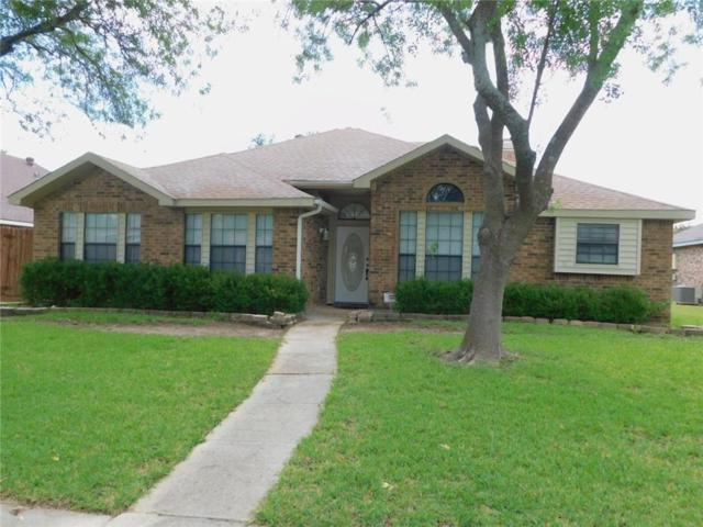 702 Big Thicket Trail, Mesquite, TX 75149 (MLS #13953946) :: Robbins Real Estate Group