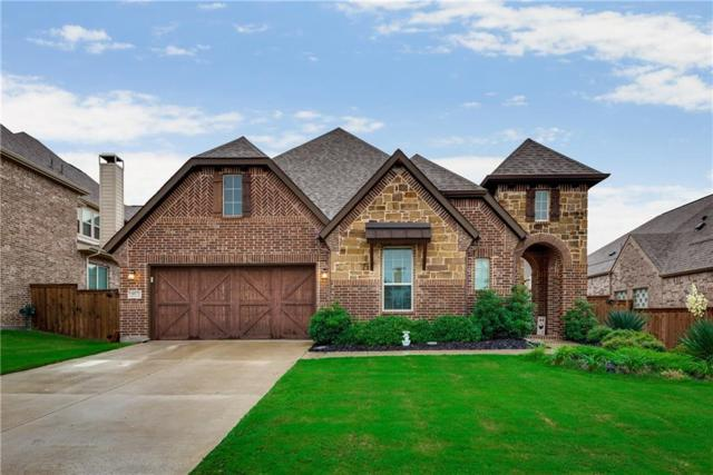 4871 Verbena Way, Prosper, TX 75078 (MLS #13953964) :: Van Poole Properties Group