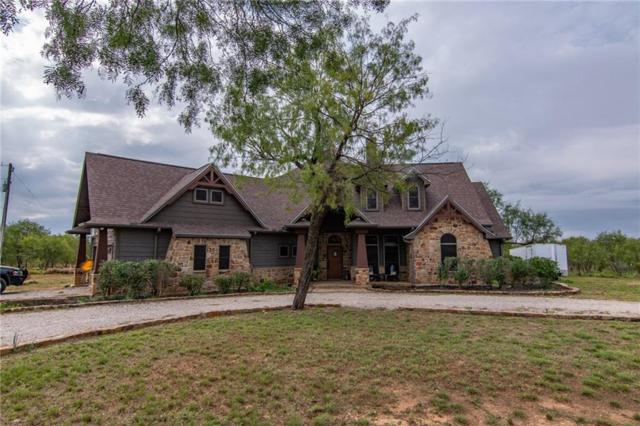 15021 County Road 229, Brownwood, TX 76801 (MLS #13954011) :: The Chad Smith Team