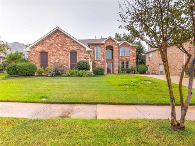 8205 Mount Shasta Circle, Fort Worth, TX 76137 (MLS #13954016) :: Robbins Real Estate Group