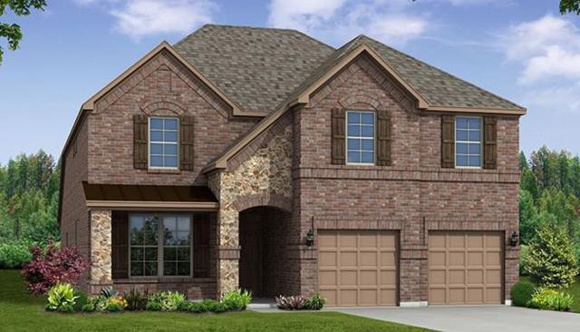 400 Fox Crossing Lane, Prosper, TX 75078 (MLS #13954039) :: Van Poole Properties Group
