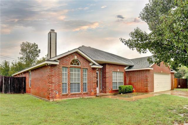 1516 Fern Drive, Mansfield, TX 76063 (MLS #13954055) :: The Hornburg Real Estate Group