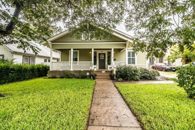609 S Marlborough Avenue, Dallas, TX 75208 (MLS #13954123) :: RE/MAX Landmark