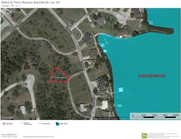 Lot 19 Bayside Drive, Runaway Bay, TX 76426 (MLS #13954283) :: RE/MAX Town & Country