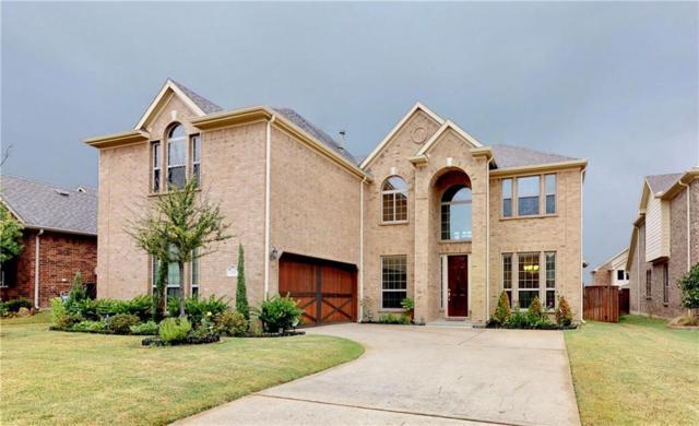 521 Royal Glade Drive, Keller, TX 76248 (MLS #13954309) :: The Hornburg Real Estate Group