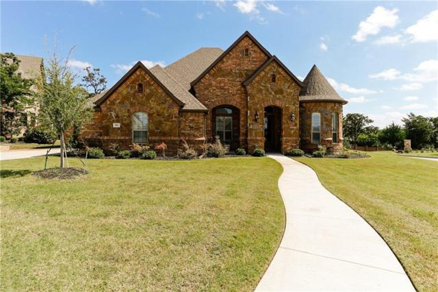 801 Timberline Court, Keller, TX 76248 (MLS #13954344) :: Team Hodnett