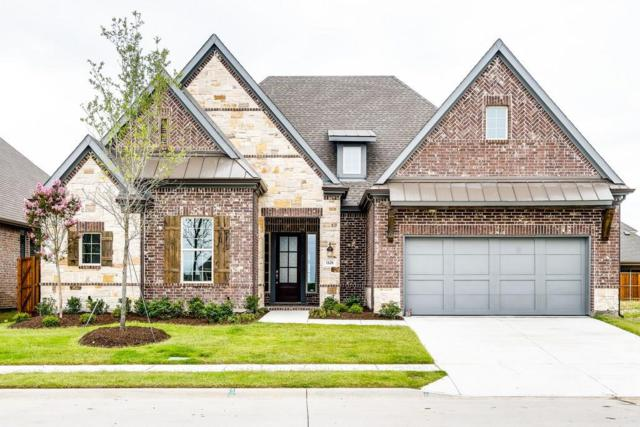 1620 Red Rose Trail, Celina, TX 75078 (MLS #13954359) :: The Real Estate Station