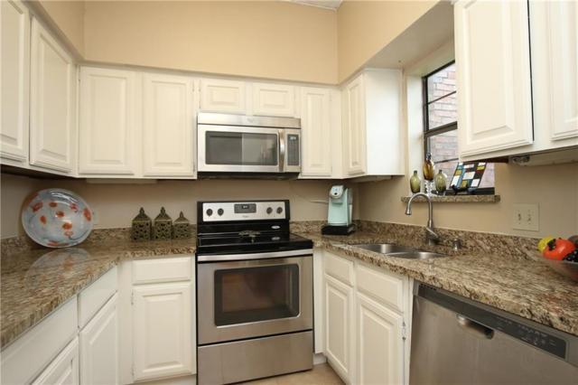 2740 Silver Creek Drive #219, Arlington, TX 76006 (MLS #13954382) :: The Hornburg Real Estate Group