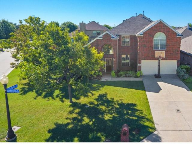7101 Vanderbilt Drive, Mckinney, TX 75072 (MLS #13954389) :: Van Poole Properties Group