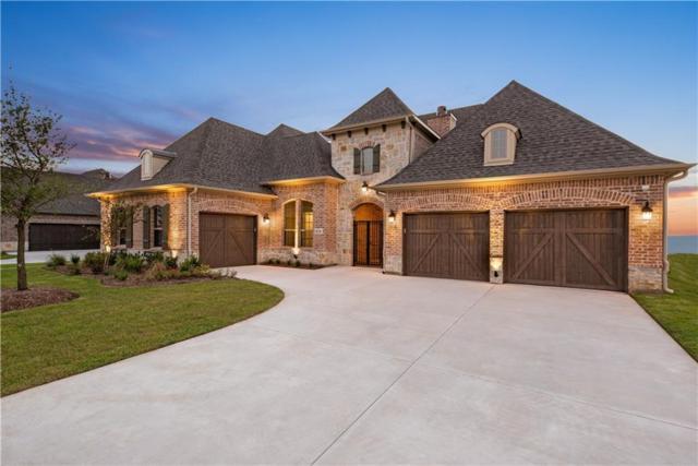 8124 Castlebridge, The Colony, TX 75056 (MLS #13954408) :: Kimberly Davis & Associates