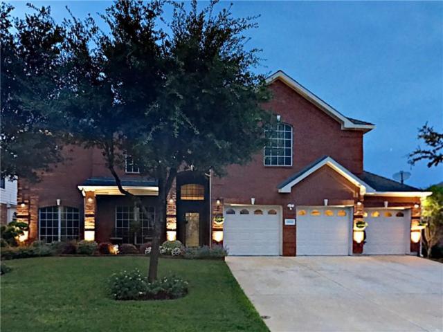 2852 Gillespie Lane, Grand Prairie, TX 75052 (MLS #13954415) :: The Hornburg Real Estate Group
