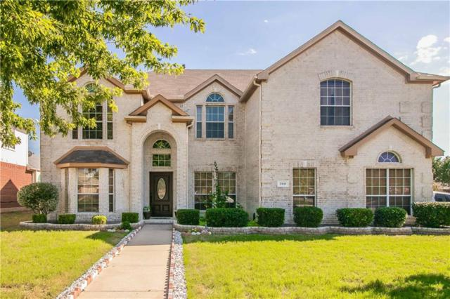 200 Cabotwood Trail, Mansfield, TX 76063 (MLS #13954427) :: RE/MAX Town & Country