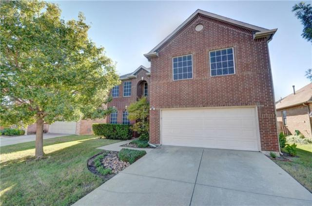5420 Sonoma Drive, Fort Worth, TX 76244 (MLS #13954485) :: The Real Estate Station