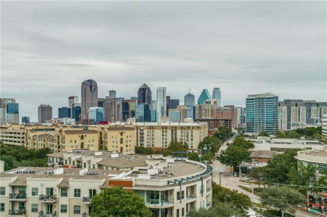 3030 Mckinney Avenue #905, Dallas, TX 75204 (MLS #13954512) :: Magnolia Realty