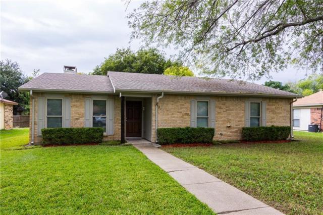 921 Navasota Drive, Garland, TX 75040 (MLS #13954514) :: HergGroup Dallas-Fort Worth