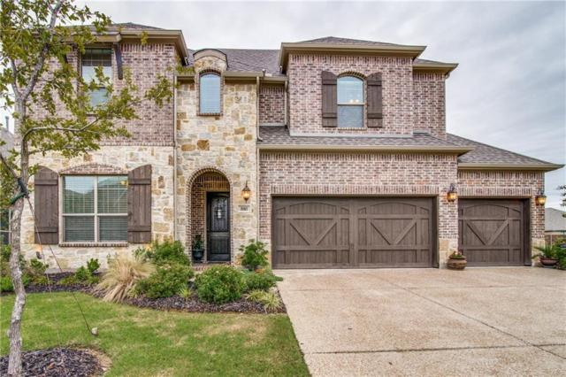 880 Sabine Drive, Prosper, TX 75078 (MLS #13954516) :: Kimberly Davis & Associates