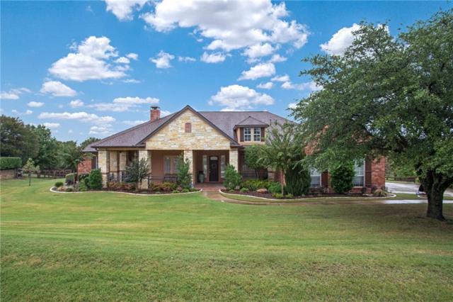1804 Warwick Crescent Court, Denton, TX 76226 (MLS #13954526) :: The Real Estate Station