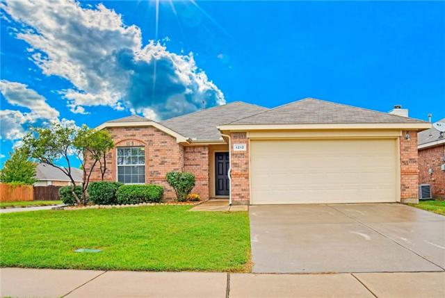 1212 Round Pen Run, Fort Worth, TX 76052 (MLS #13954542) :: Robbins Real Estate Group
