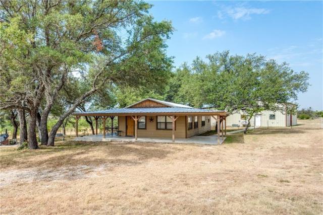 1100A County Road 235, Comanche, TX 76442 (MLS #13954580) :: The Chad Smith Team