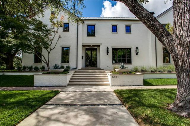 6101 Armstrong Parkway, University Park, TX 75205 (MLS #13954593) :: Van Poole Properties Group