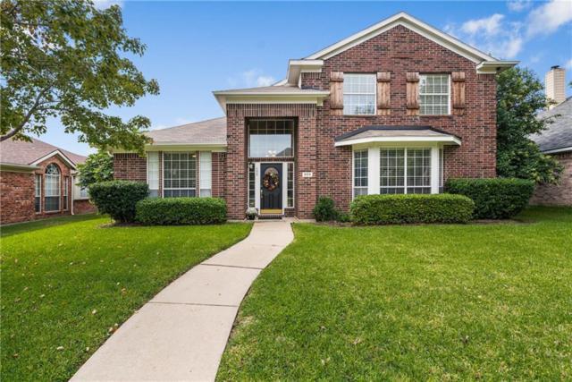 608 Easton Lane, Allen, TX 75002 (MLS #13954598) :: Frankie Arthur Real Estate