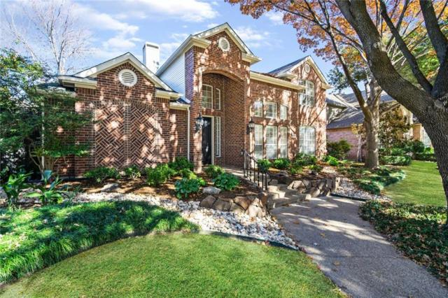 6317 Willowdale Drive, Plano, TX 75093 (MLS #13954626) :: Robbins Real Estate Group