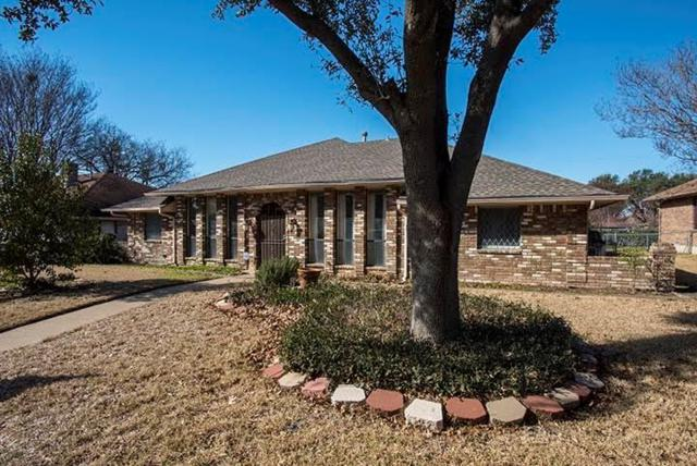 4215 Blackheath Road, Dallas, TX 75227 (MLS #13954635) :: The Chad Smith Team