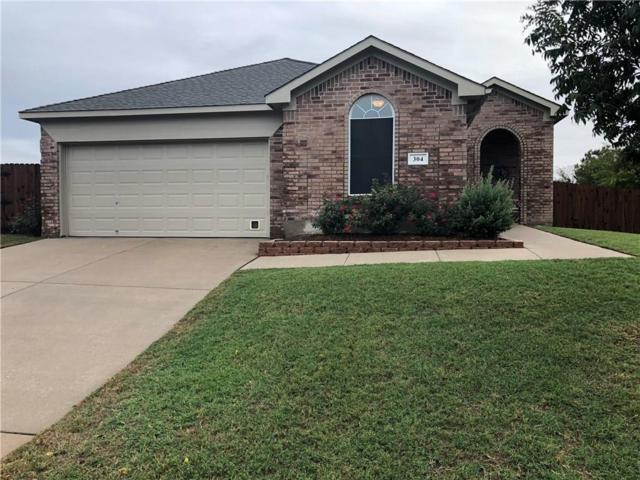 304 Sandra Lane, Aledo, TX 76008 (MLS #13954650) :: The Hornburg Real Estate Group