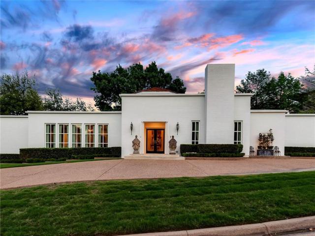 1125 Shady Oaks Lane, Westover Hills, TX 76107 (MLS #13954761) :: Robbins Real Estate Group