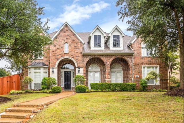 3208 Pond View Drive, Richardson, TX 75082 (MLS #13954775) :: Kimberly Davis & Associates
