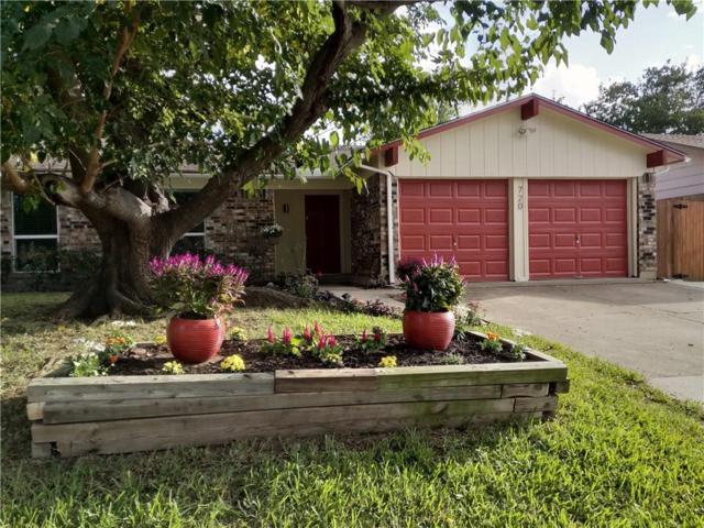720 Price Drive, Lewisville, TX 75067 (MLS #13954797) :: Frankie Arthur Real Estate