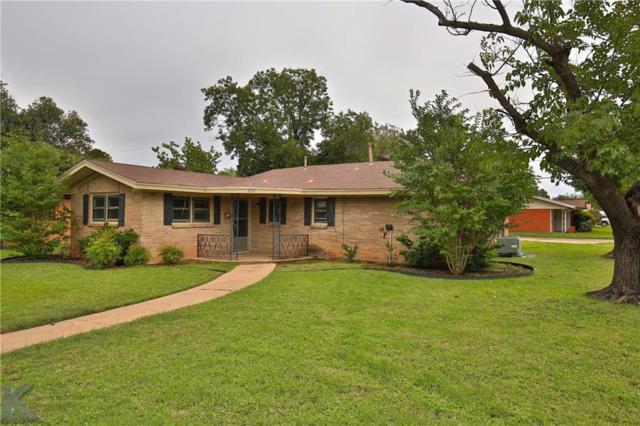 2217 S Willis Street, Abilene, TX 79605 (MLS #13954827) :: The Real Estate Station