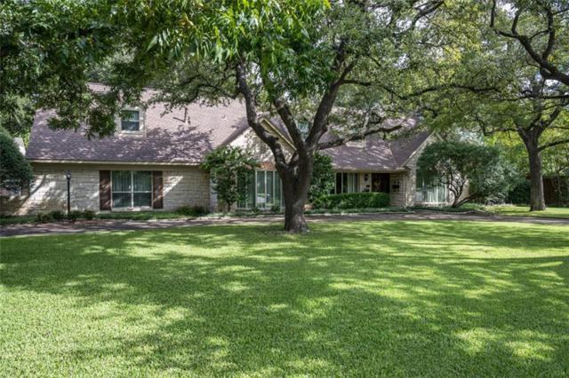 4535 Mendenhall Drive, Dallas, TX 75244 (MLS #13954913) :: The Hornburg Real Estate Group