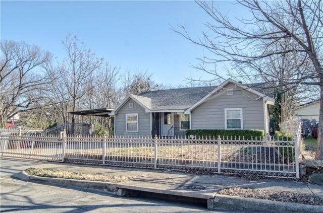 910 S Waverly Drive, Dallas, TX 75208 (MLS #13954917) :: Rockin H Realty