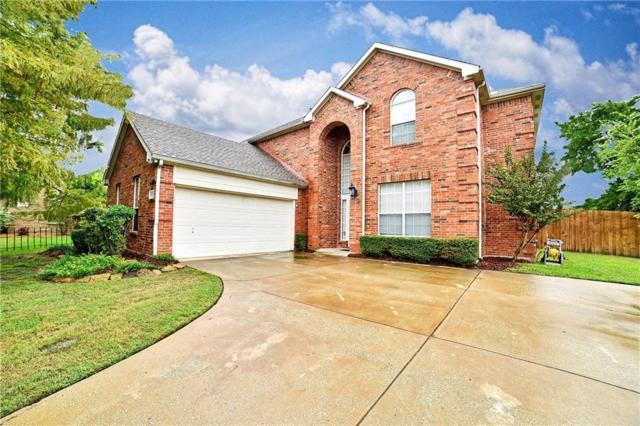 420 Leameadow Drive, Allen, TX 75002 (MLS #13954932) :: Kimberly Davis & Associates