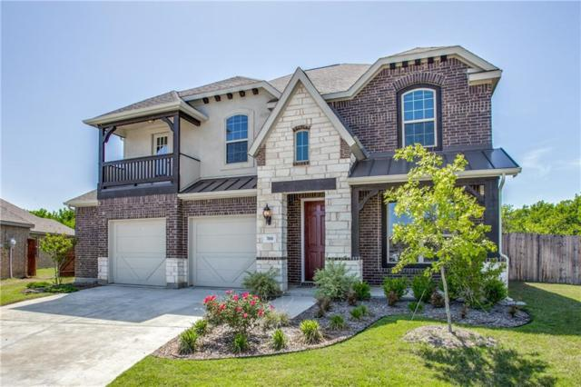 700 Water Garden Circle, Little Elm, TX 75068 (MLS #13954950) :: Rockin H Realty