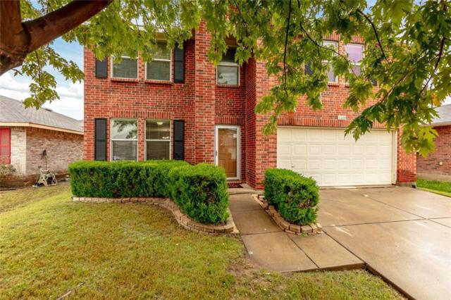 1609 Baxter Springs Drive, Fort Worth, TX 76247 (MLS #13954976) :: RE/MAX Town & Country