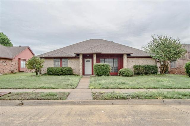 317 Jessica Drive, Garland, TX 75040 (MLS #13954977) :: The Real Estate Station