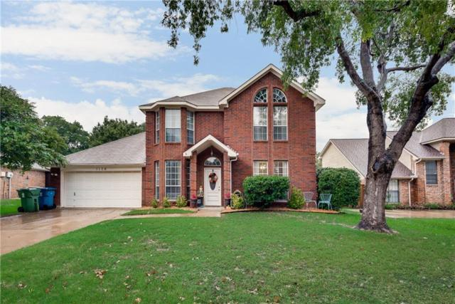 1116 Coker Drive, Flower Mound, TX 75028 (MLS #13954997) :: Team Hodnett
