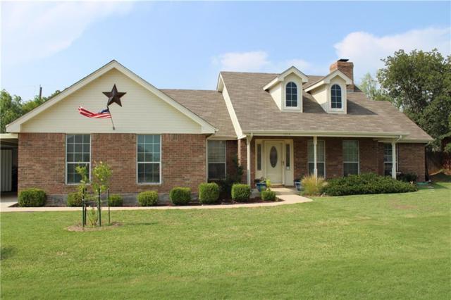 1014 Woodland Drive, Clyde, TX 79510 (MLS #13955012) :: The Tonya Harbin Team
