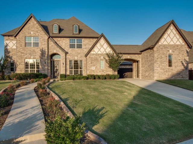 7009 Handel, Colleyville, TX 76034 (MLS #13955045) :: The Hornburg Real Estate Group